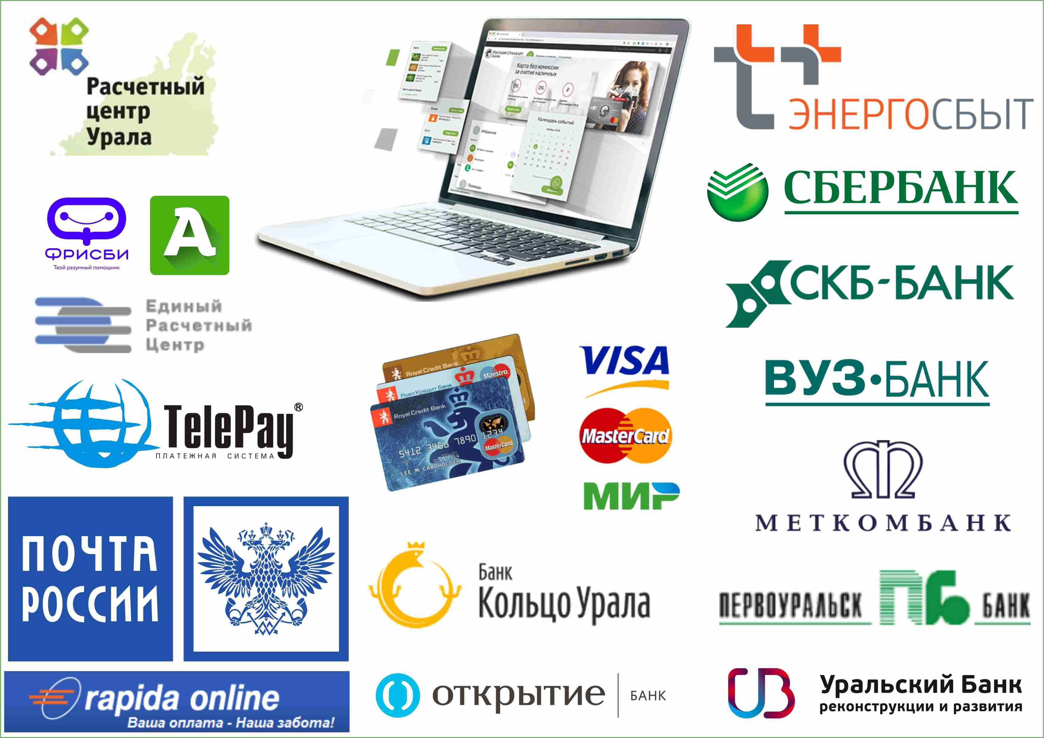 Как оплатить услугу жителям - Региональный оператор по ...